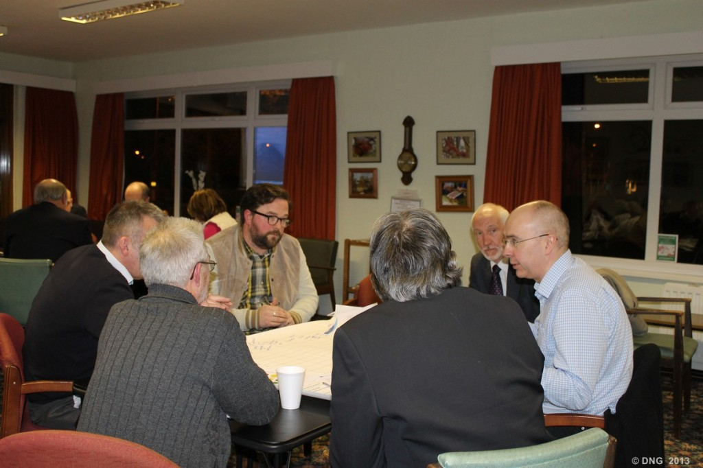 Ponteland Neighbourhood Plan Training Meeting