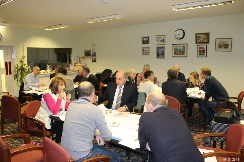 Ponteland Neighbourhood Plan Group Training 2